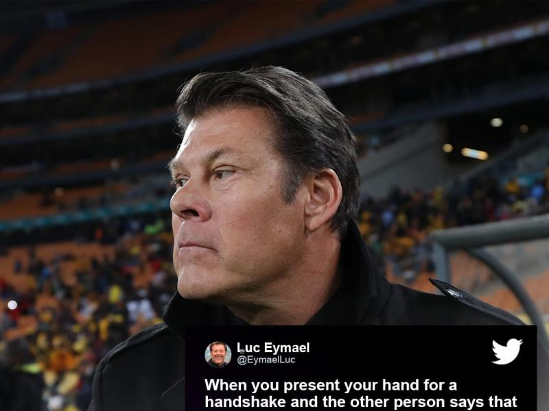LUC EYMAEL: Unwrapping the nomadic coach with a knack for success